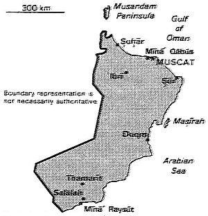 World Factbook (1990) Oman.jpg
