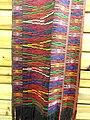 Woven material - Yunnan Nationalities Museum - DSC04130.JPG