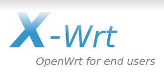 OpenWrt - Image: X Wrt logo