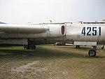 Xian H-6 bombers, China Aviation Museum.jpg