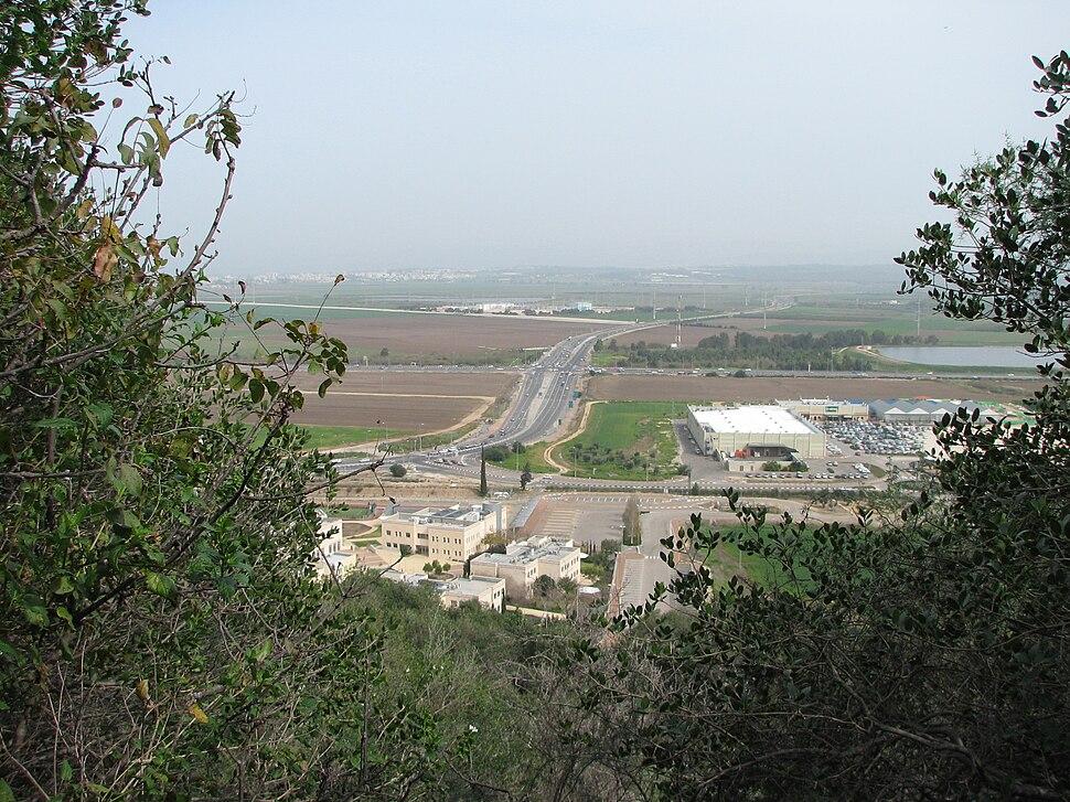 Yagur – Nesher, the Green Path – Mount Carmel 033