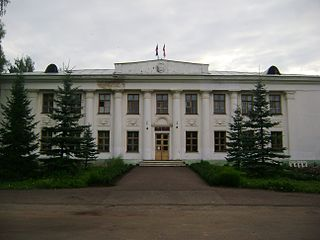 Yarsky District District in Udmurt Republic, Russia
