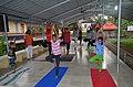 Yoga class in Kilimarathukavu.jpg