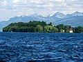 Zürichsee - Halbinsel Au IMG 2572.JPG