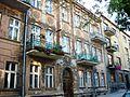 Zabytkowy dom w Tarnowie, ul. Legionów 16 2 pavw.JPG