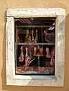 Zadar butchers shop window 01.JPG