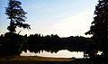 Zamkowe Lake, Krąg.jpg