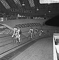 Zesdaagse wielrennen RAI Amsterdam, tweede dag. Koppel Oldenburg-Loeveseijn in a, Bestanddeelnr 923-0713.jpg