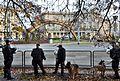 Zgromadzenie Bronię tęczy jak niepodległości plac Zbawiciela 11 listopada 2014 018.JPG