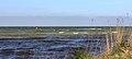 Zicht op IJsselmeer in de bocht van Molkwar (Molkwerum). Locatie, Friese IJsselmeerkust 003.JPG