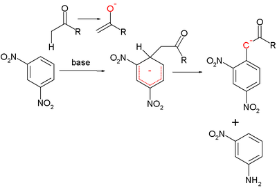 Scheme 3. Zimmermann reaction