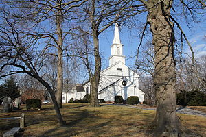Douglaston Hill Historic District - Image: Zion Episcopal Church Douglaston 01