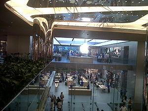 Zorlu Center - Zorlu's Apple store
