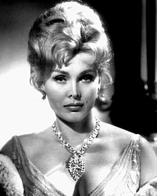 Zsa Zsa Gabor - the beautiful, enchanting,  actress  with Jewish roots in 2020
