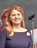 Zuzana Čaputová at Kampa Park 01