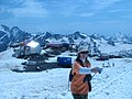 """Приют 11-ти"" - Эльбрус, 3800м над ур. моря, июль 2008 - panoramio.jpg"