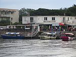 """Bucentaure 3"", ""Bucentaure 4"" & navire inconnu - La Tamarissière, 2015.jpg"