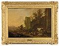 (nicolaes pietersz berchem couple de bergers dans un paysage063511).jpg