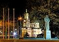 Łódź, ul. Traugutta Romualda, Pomnik marszałka Józefa Piłsudskiego - panoramio.jpg