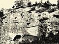 Őrmező, krisztuskép a sziklafalon.jpg