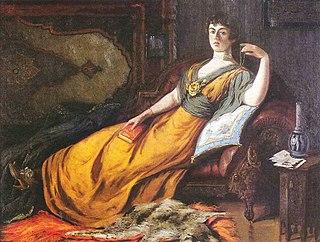 Wife of Ottoman Caliph