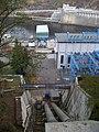 Štěchovická přehrada, ze stezky nad potrubím.jpg
