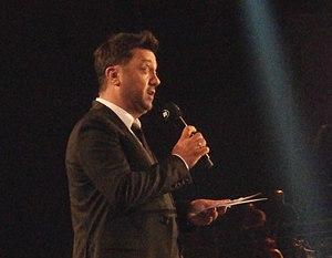 Giorgos Theofanous - Giorgos Theofanous at MAD Video Music Awards 2017