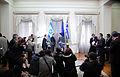 Συνάντηση ΥΠΕΞ κ. Δ. Δρούτσα με τον ΥΠΕΞ του Ισραήλ κ. A. Liberman - FM D. Droutsas meets with Israeli FM A. Liberman (5349203496).jpg