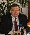 Συνέντευξη Τύπου Βαγγέλη Βενιζέλου στην Κομοτηνή 24.05.2007 CROP.jpg