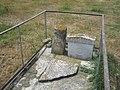 Башташи (могильные камни) в заброшенном селе Кази-эли (Белогорский район, Крым, Украина).JPG