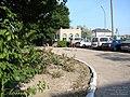 """Бесплатная автостоянка на территории базы отдыха """"Лотос"""" www.azov-lotos.ru - panoramio.jpg"""