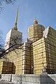 Весна 2013 г. Петропавловский собор в строительных лесах.jpg