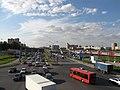 Витебский проспект, вид с эстакады(на север) - panoramio.jpg