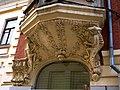 Житловий будинок 1905р. (деталь еркера), пр.Грабовського,4, м.Харків.JPG