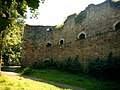 Замок у Теребовлі. Оборонний мур.jpg