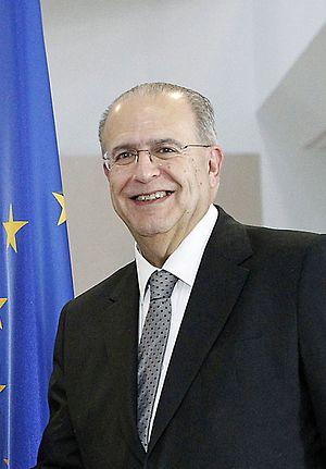 Cypriot presidential election, 2008 - Image: Иоаннис Касулидис