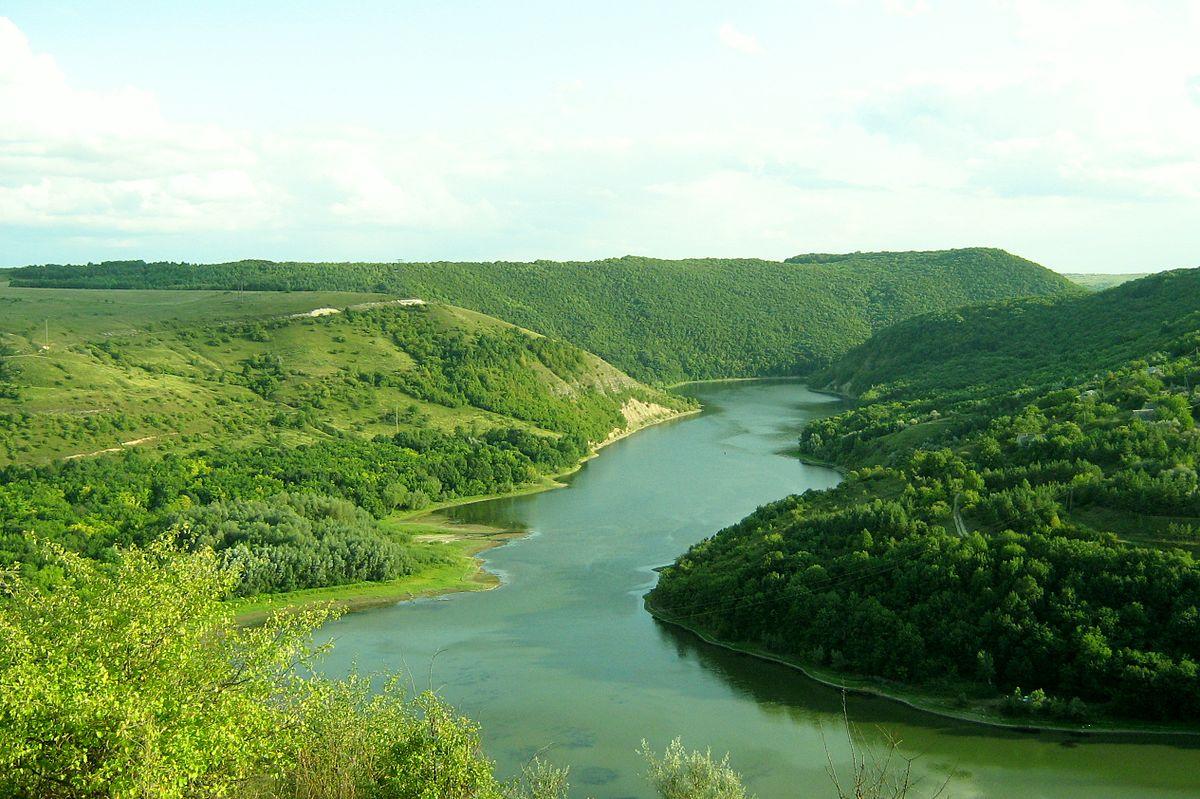 Podilski Tovtry National Nature Park - Wikipedia