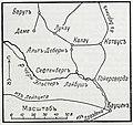 Карта к статье «Гойерсверда». Военная энциклопедия Сытина (Санкт-Петербург, 1911-1915).jpg