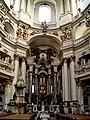 Костел Домініканців, інтер'єр костелу.jpg