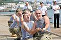 Курсанти факультету Військово-Морських Сил провели змагання з курсантами Військової академії міста Одеса (27780597186).jpg