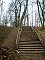 Лесвіца, вядучая ў парк - panoramio.jpg