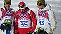 Лыжные гонки на зимних Олимпийских играх 2014 — 15 км классическим стилем (мужчины)3.JPG