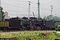 Л-5231 и ЛВ-522, станция Подмосковная.jpg