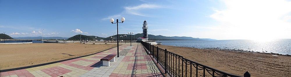 Туристско-рекреационная зона «Байкальская гавань»