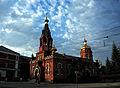 Никольская церковь на закате.JPG