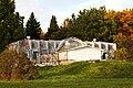 Павильон горизонтального солнечного телескопа Пономарева-Максутова.jpg