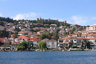 Ohrid Place in North Macedonia