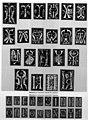 Скорина. Инициалы из пражских (Т-Я) и виленских (А-Я) изданий.jpg