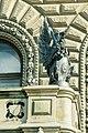 Скульптура грифона на балконе дворца Великого князя Владимира Александровича.jpg