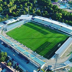 Stadion Mladost, Strumica - Image: Стадион Младост Струмица